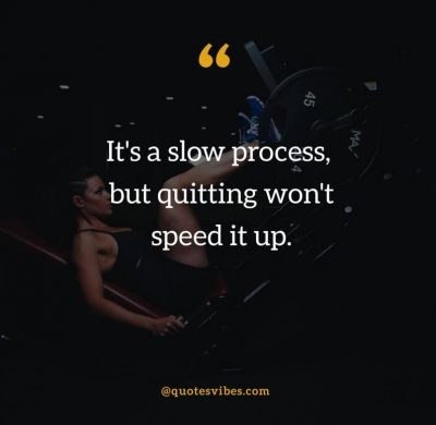 Daily Fitness Quotes