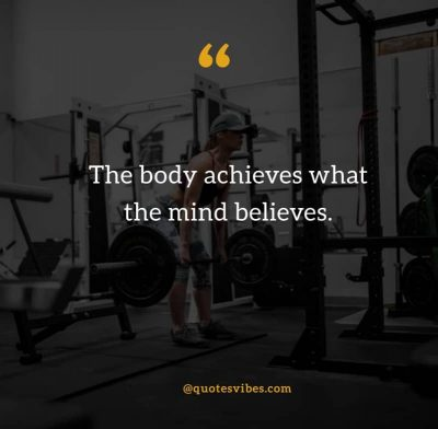 Empowering Fitness Quotes For Women