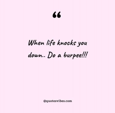 Exercise Funny Fitness Quotes