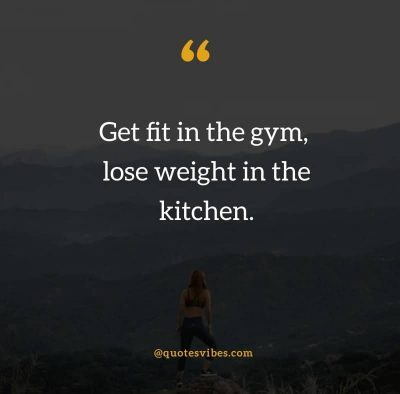 Fitness Exercise Quotes