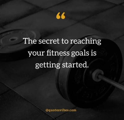 Fitness Quotes Of The Day
