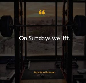 Positive Fitness Quotes