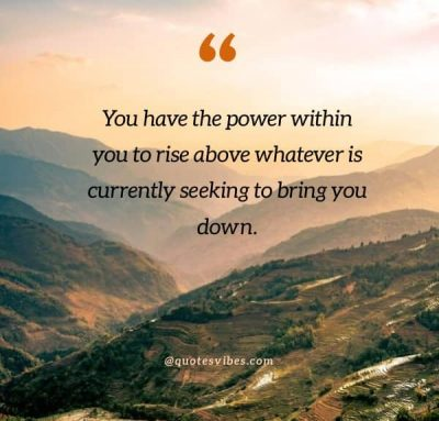 Rise Above Quotes