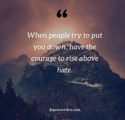 Rise Above Quotes Images