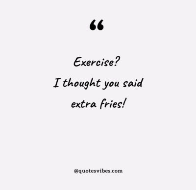 Sarcastic Funny Fitness Quotes