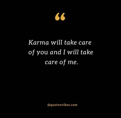Karma Quotes For Him