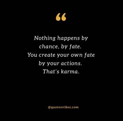 Karma Quotes Pictures