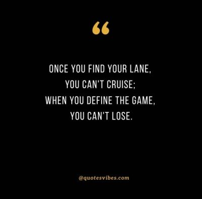 Stay In Your Lane Quotes Images