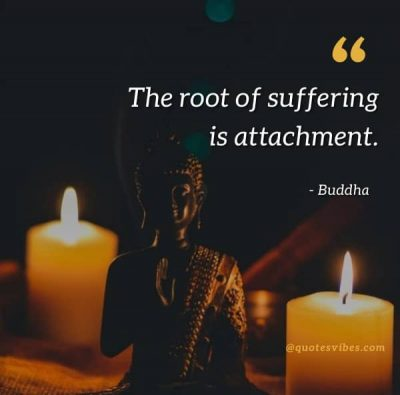 Suffering Buddha Quotes