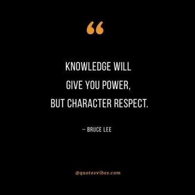 Famous Quotes On Respect