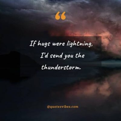 Funny Thunderstorm Quotes