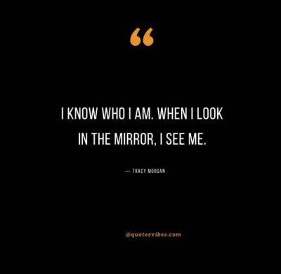 Quotes About Looking Yourself In The Mirror