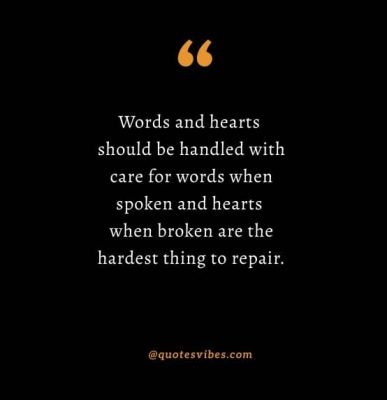 Words Hurt Quotes Relationship