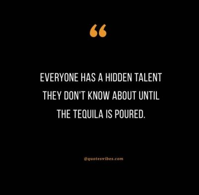 Alcohol Tequila Quotes