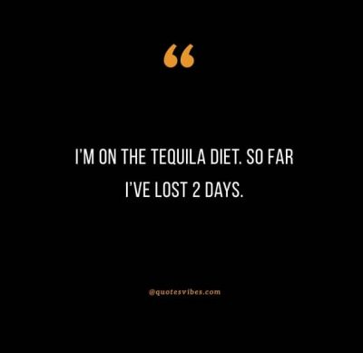 Funny Tequila Quotes