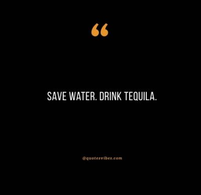 Tequila Quotes & Sayings